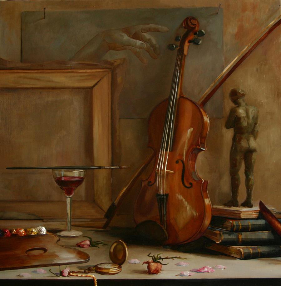Ars Longa, Vitae Brevis by artist Saskia Ozols