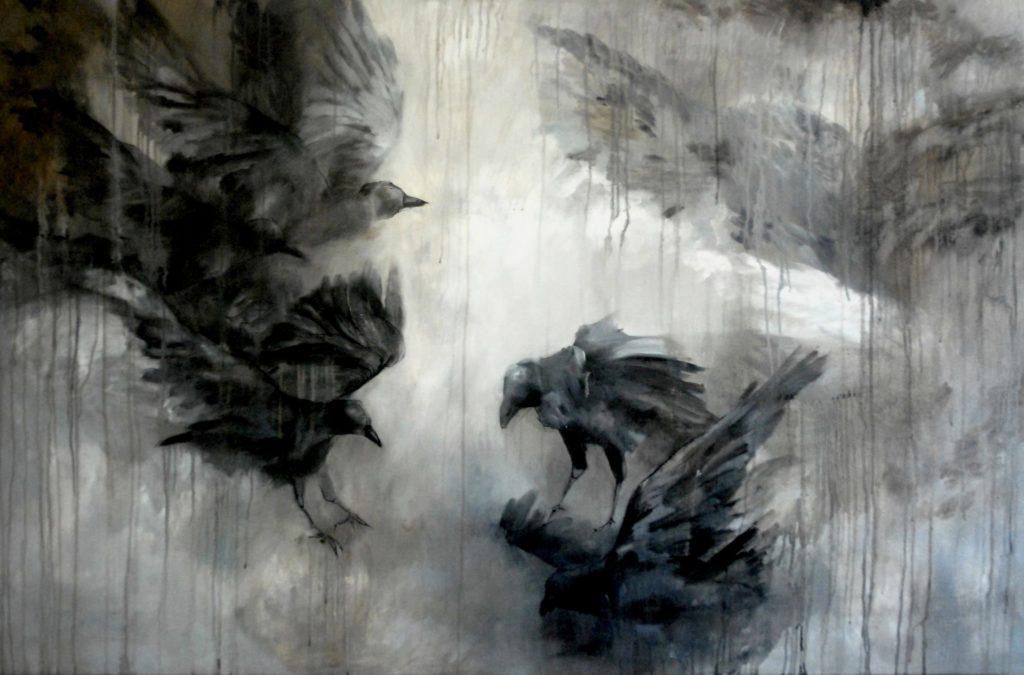 Metamorphoses by artist Saskia Ozols